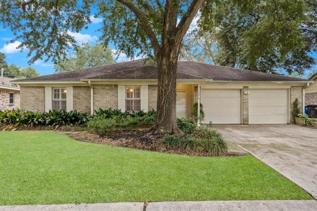 23919 Pea Ridge Drive, Spring, TX 77373 (MLS #67573338) :: Phyllis Foster Real Estate