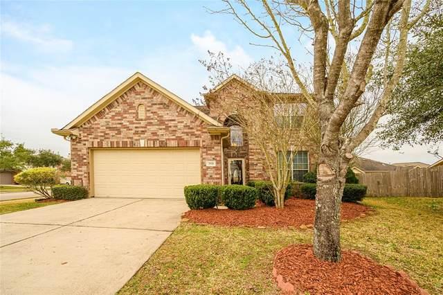 2920 Meridian Bay Lane, Dickinson, TX 77539 (MLS #6757894) :: Texas Home Shop Realty