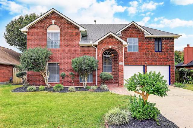 705 E Bayou Bend Drive W, Deer Park, TX 77536 (MLS #67582757) :: The SOLD by George Team