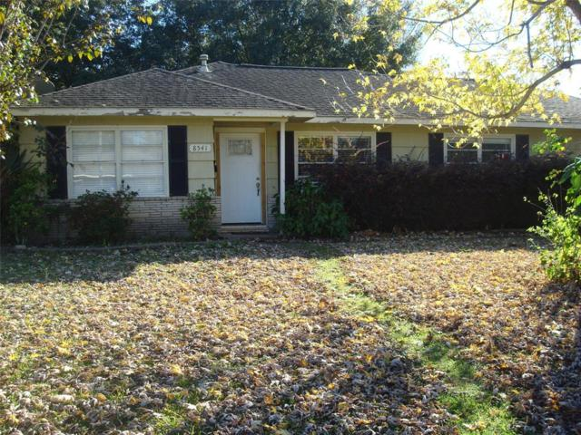 8541 Western Drive, Houston, TX 77055 (MLS #67601899) :: The SOLD by George Team