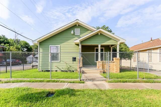 1505 Henninger Street, Houston, TX 77023 (MLS #67607608) :: The Freund Group