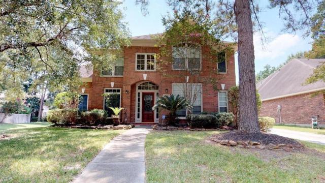 4814 Woodstream Village Drive, Kingwood, TX 77345 (MLS #67612568) :: Texas Home Shop Realty