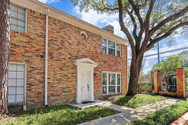 4040 San Felipe Street #101, Houston, TX 77027 (MLS #67631170) :: Texas Home Shop Realty