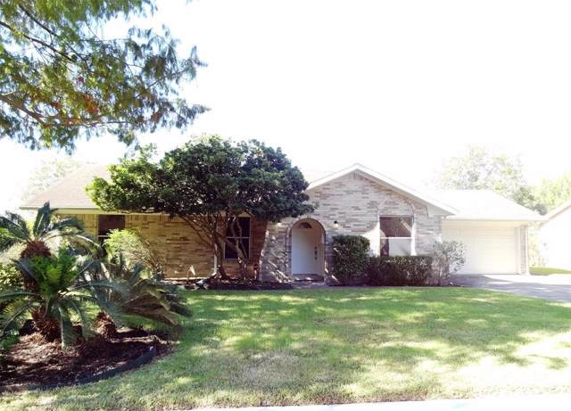 2110 Rose Road, Pearland, TX 77581 (MLS #67638139) :: Texas Home Shop Realty