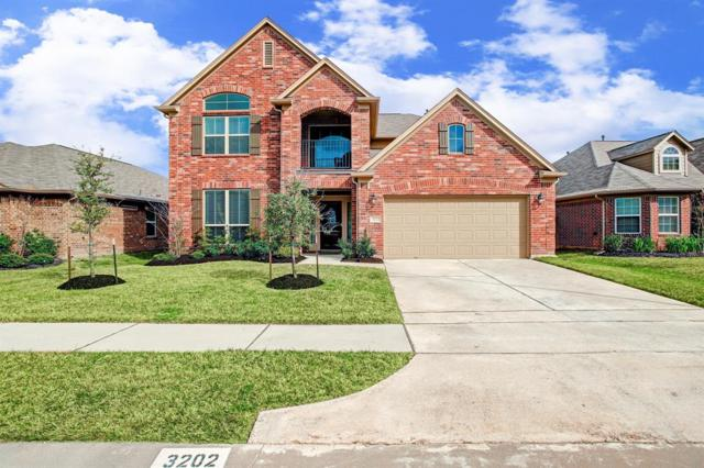 3202 Tall Sycamore Trail, Katy, TX 77493 (MLS #67658735) :: The Home Branch