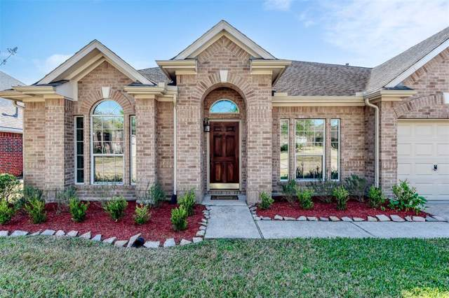 11402 Misty Morning Street, Pearland, TX 77584 (MLS #67666379) :: CORE Realty