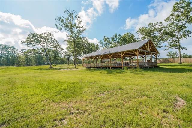 447 N Ghost Branch Road, Trinity, TX 75862 (MLS #67667756) :: The Heyl Group at Keller Williams