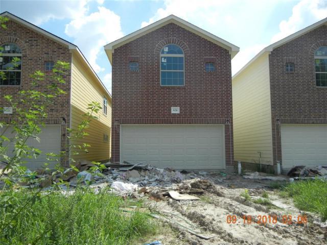 624 E 39th, Houston, TX 77022 (MLS #67669072) :: Texas Home Shop Realty