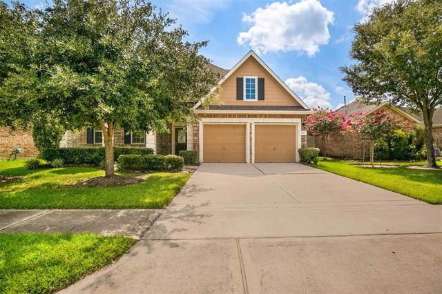 2817 Lost Maples Drive, Pearland, TX 77584 (MLS #67694454) :: Texas Home Shop Realty