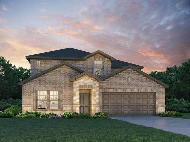 2343 E Winding Pines Drive, Tomball, TX 77375 (MLS #67699866) :: The Bly Team