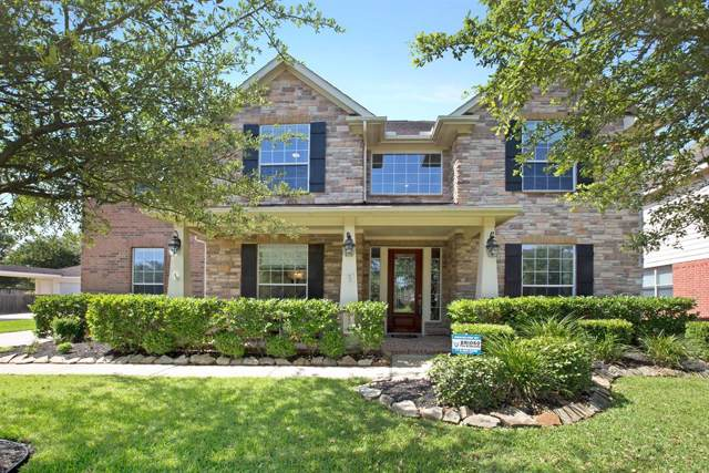 15118 Blue Thistle Drive, Cypress, TX 77433 (MLS #67702321) :: Ellison Real Estate Team