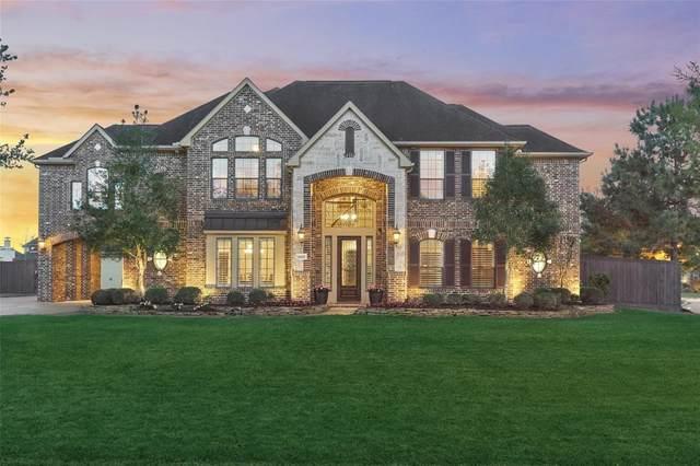 21327 Fairhaven Meadow Drive, Cypress, TX 77433 (MLS #67705224) :: Homemax Properties