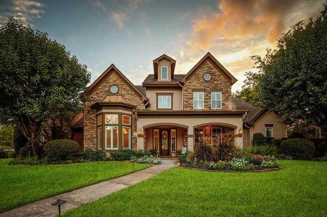 5814 Blackstone Creek Lane, Kingwood, TX 77345 (MLS #67710494) :: The Parodi Team at Realty Associates