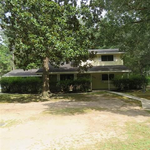 206 Fir Street, Village Mills, TX 77663 (MLS #67733512) :: Keller Williams Realty