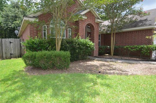 161 Fairwind Trail Drive, Conroe, TX 77385 (MLS #67745591) :: Giorgi Real Estate Group
