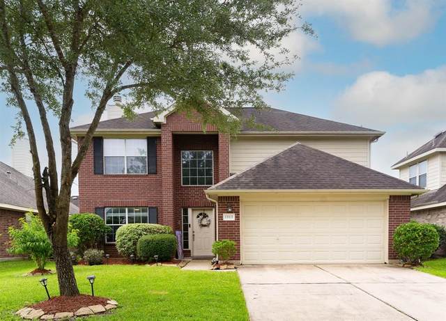 13302 Baron Hill Lane, Rosharon, TX 77583 (MLS #67753806) :: The SOLD by George Team