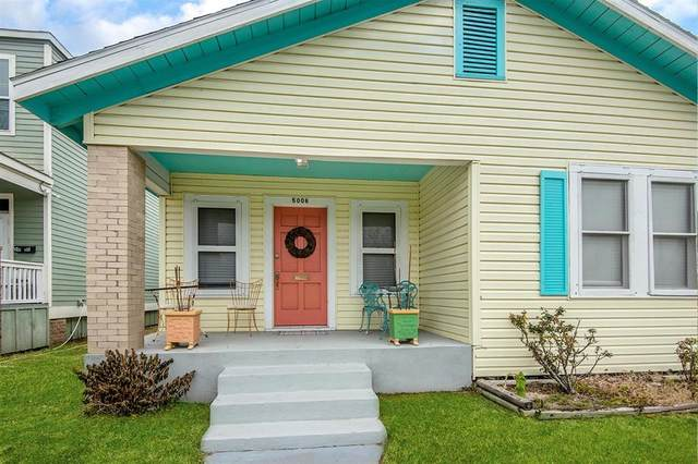 5006 Avenue Q, Galveston, TX 77551 (MLS #67755250) :: The SOLD by George Team