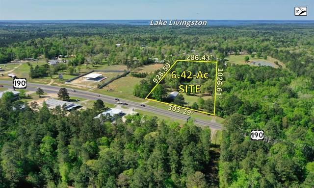 5855 W Us Highway 190 W, Livingston, TX 77351 (MLS #67762778) :: Michele Harmon Team