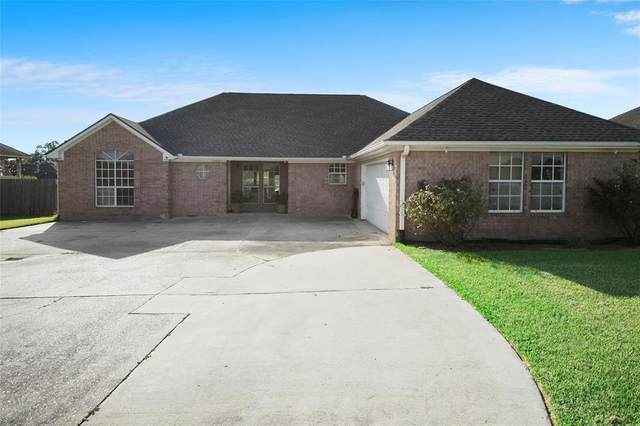 10371 Cude Cemetery Road, Willis, TX 77318 (MLS #67780879) :: Caskey Realty