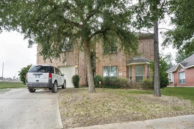 5910 Coral Petal Lane, Richmond, TX 77469 (MLS #6779116) :: The Queen Team
