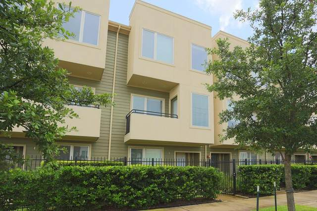1403 Delano Street #5, Houston, TX 77003 (MLS #67795603) :: The SOLD by George Team