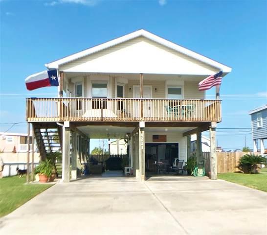4211 Reeves Drive, Galveston, TX 77554 (MLS #67797341) :: Texas Home Shop Realty