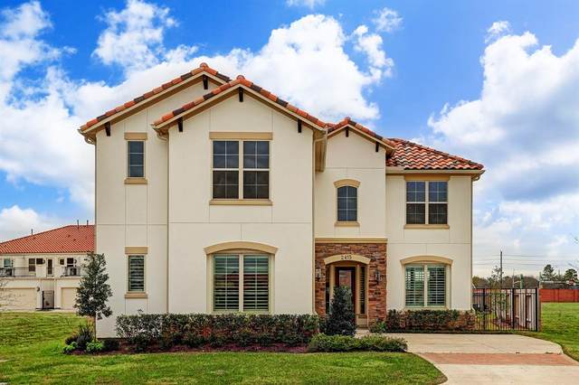 2415 Camden Creek Lane, Houston, TX 77077 (MLS #67824251) :: Connect Realty