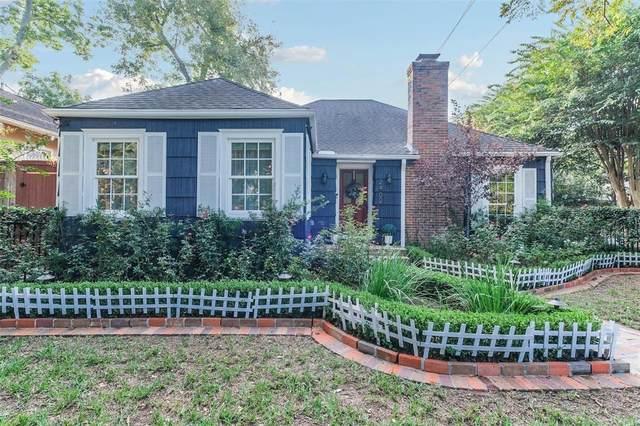 2402 Park Street, Houston, TX 77019 (MLS #67826956) :: Texas Home Shop Realty