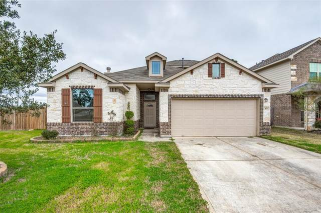103 S Ridge Park Drive, Magnolia, TX 77354 (MLS #67827015) :: The Bly Team