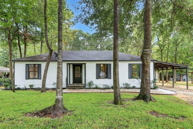 131 W Forest Lane, Coldspring, TX 77331 (MLS #67833666) :: All Cities USA Realty