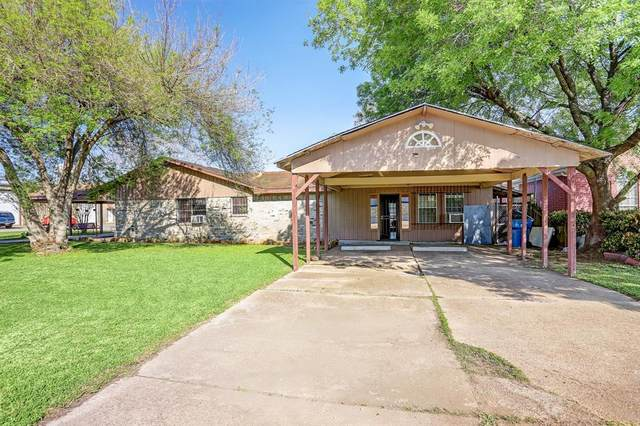 615 Oregon Street, South Houston, TX 77587 (MLS #67837288) :: The Sansone Group