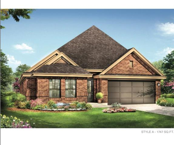 4916 Stoney Way Lane, League City, TX 77573 (MLS #67840996) :: The Bly Team