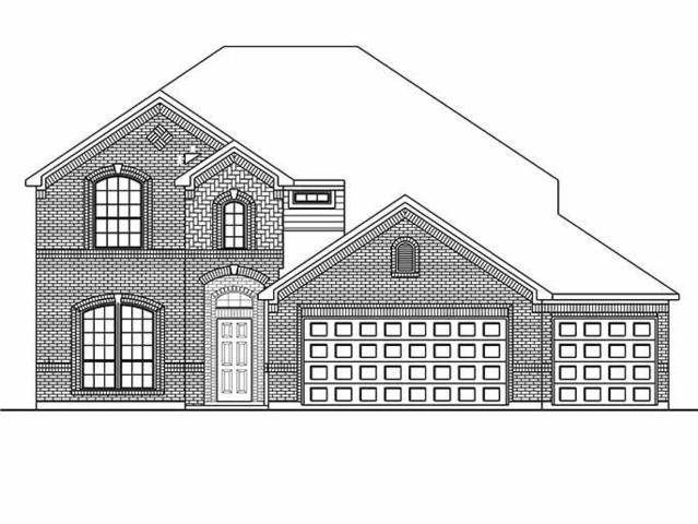 321 Burgundy Drive, Alvin, TX 77511 (MLS #67843372) :: Caskey Realty