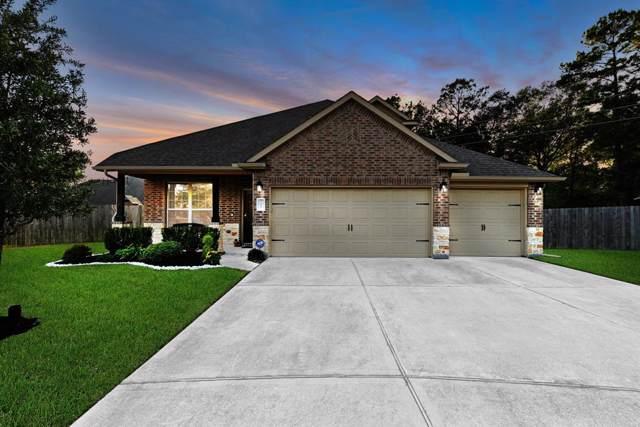 7487 Casita Drive, Magnolia, TX 77354 (MLS #67843895) :: Connect Realty