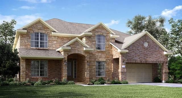 6722 Wellbrook Falls Lane, Katy, TX 77493 (MLS #67850162) :: The Freund Group
