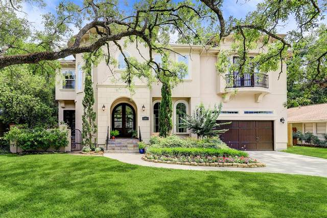 5413 Pocahontas Street, Bellaire, TX 77401 (MLS #67857369) :: The SOLD by George Team