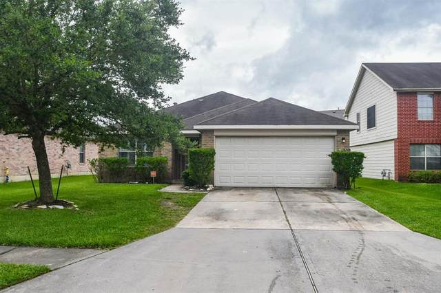 1207 Bartlett Cove Drive, Houston, TX 77067 (MLS #67857788) :: The SOLD by George Team