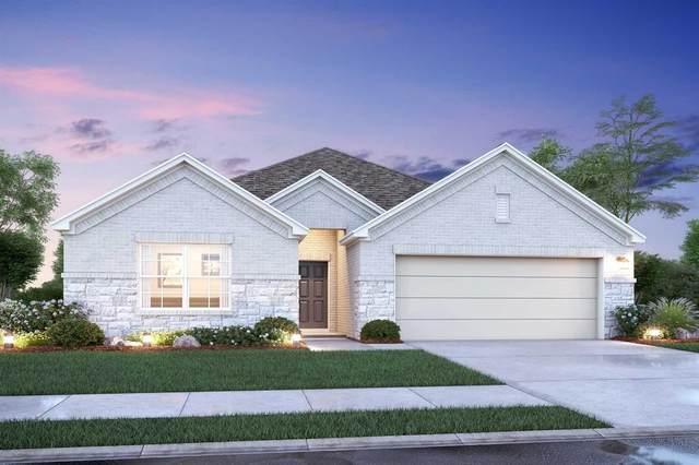 21727 Sarasota Spice Street, Tomball, TX 77377 (MLS #67860975) :: Giorgi Real Estate Group