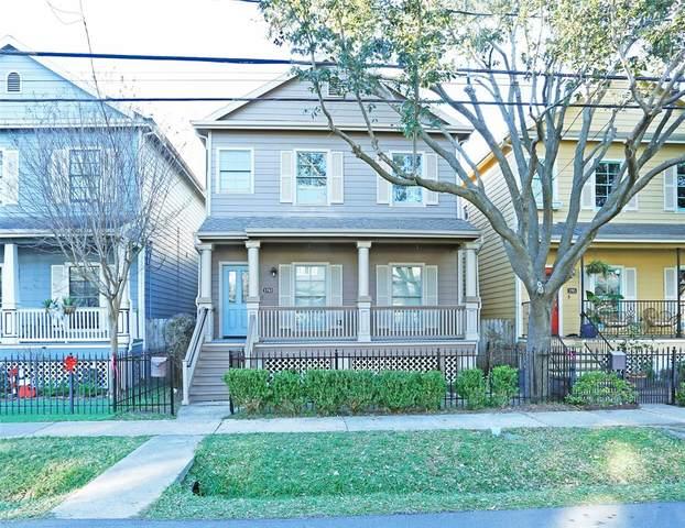1743 Beall Street, Houston, TX 77008 (MLS #67878867) :: Green Residential