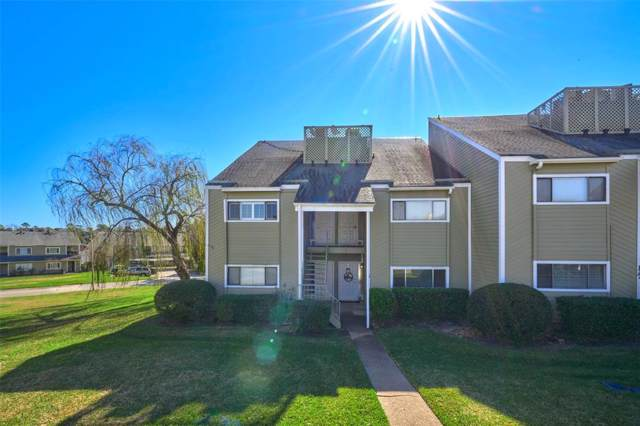 129 April Point Drive S, Conroe, TX 77356 (MLS #67889151) :: The Bly Team