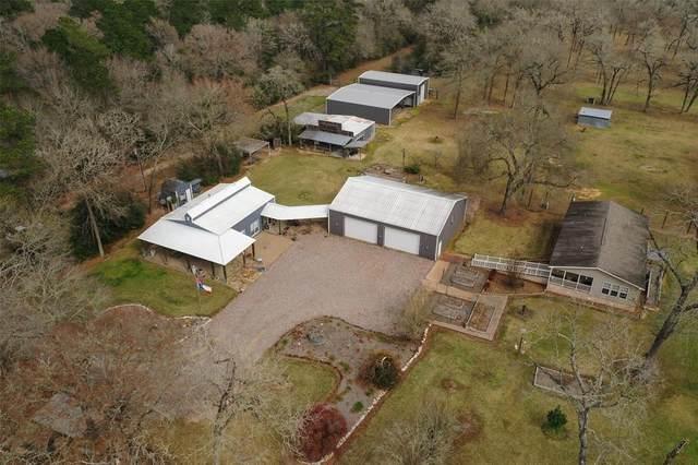 2140 Bowler Road, Waller, TX 77484 (MLS #67889366) :: The Home Branch