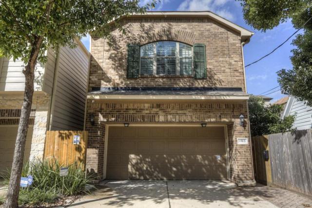 1513 Malone Street, Houston, TX 77007 (MLS #67890494) :: Krueger Real Estate