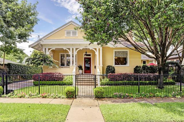 423 Highland Street, Houston, TX 77009 (MLS #67893750) :: The SOLD by George Team