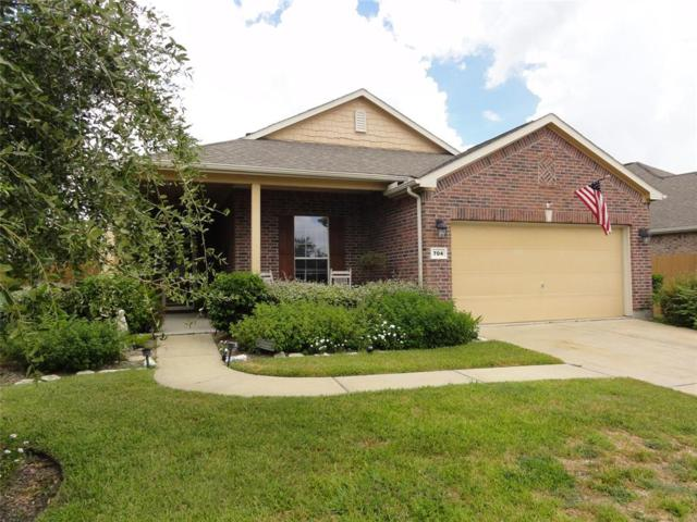704 Rufina Street, League City, TX 77573 (MLS #67896774) :: Texas Home Shop Realty