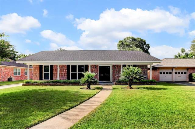 5446 Kinglet Street, Houston, TX 77096 (MLS #67900989) :: The Home Branch
