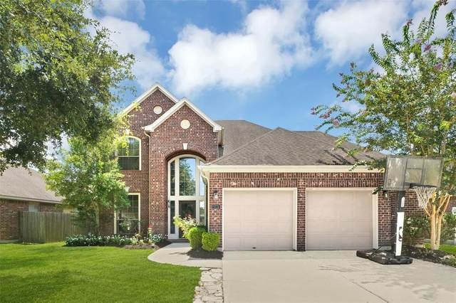 11026 Anilu Drive, Richmond, TX 77406 (MLS #67901096) :: All Cities USA Realty