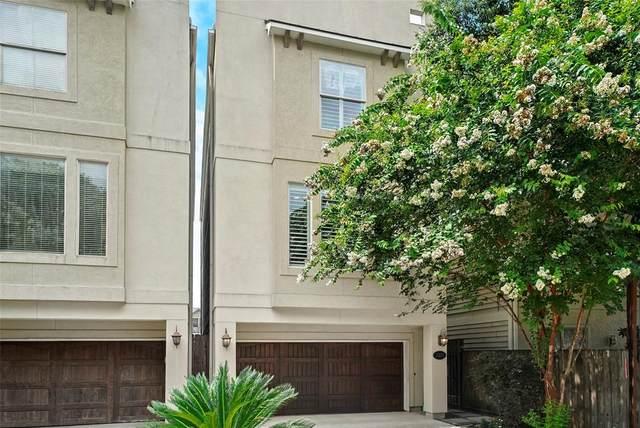 5309 Schuler Street B, Houston, TX 77007 (MLS #67910282) :: Keller Williams Realty