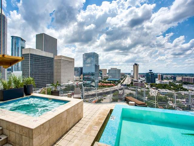 2000 Bagby Street #15402, Houston, TX 77002 (MLS #6794323) :: The Jill Smith Team