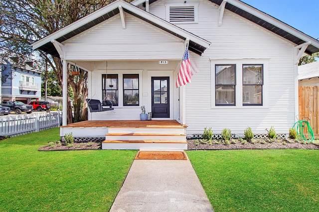 812 Archer Street, Houston, TX 77009 (MLS #67944900) :: Texas Home Shop Realty