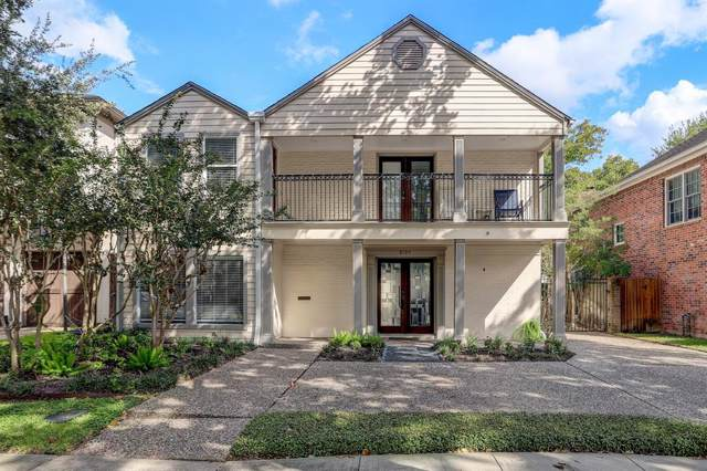 6105 Fordham Street, Houston, TX 77005 (MLS #67945409) :: The Parodi Team at Realty Associates